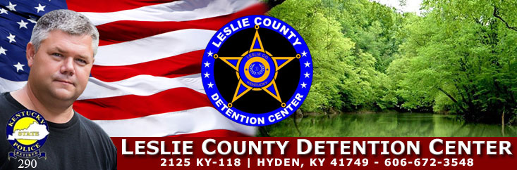 Welcome to the Leslie County Detention Center